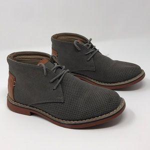 Steve Madden Boys Chukka Boot Size 1